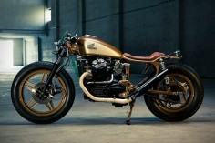 Honda CX500 Cafe Racer By Kingston Custom 1