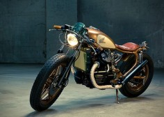Honda CX500 Cafe Racer By Kingston Custom 2