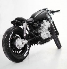 Honda CX500 Cafe Racer from Relic Motorcycles