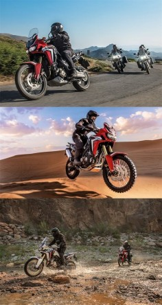 #Honda Discloses Technical Specifications of CRF1000L #Africa Twin #bike #motorcycle