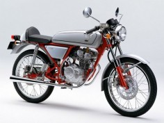 Honda Dream 50R 50cc cafe racer