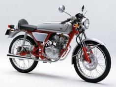 Honda Dream 50R 50cc cafe racer