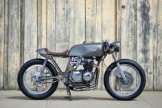 "Honda ""Exec 550"" by Kott Motorcycles"