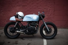 HONDA GB 400TT CAFE RACER