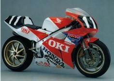 Honda RC45 Oki
