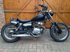 Honda Rebel Ca125 For Sale Cheap