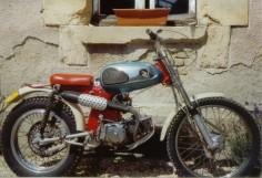 Honda S90 trial 1967-68
