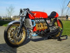 Honda v8 Cafe Racer | Honda Cafe Racer | v8 Cafe Racer | Cafe Racer | Custom Cafe Racer | Honda Cafe Racer Parts | Honda Cafe Racer Project ...