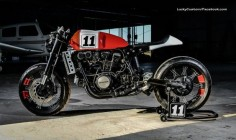 Honda VF750 Café Racer 2