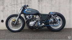 Honda via Custom Motorcycles Poland