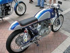 honda xbr500 cafe racer - Google Search