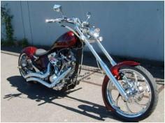 Hot! Harley Davidson Custom Painting