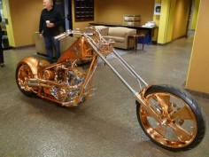 ( HOT ROD 2016 ) - Arizona's Copper Chopper!