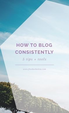 How easy is it to write one blog post? Easy, peasy! What about two, three blog posts? Not that hard. But what about writing two, three, maybe even five blog posts week after week, month after month?