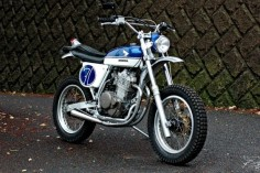 How to builda scrambler (Scrambler by Speedtractor pictured)