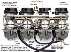 How to Clean Out or Rebuild your Motorcycle's Carburetor -