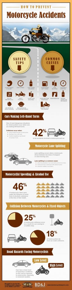 how to prevent motorcycle accidents