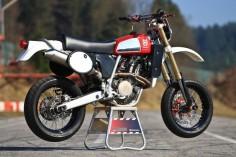 Husqvarna 510 SMR Vintage by Krugger Motorcycle