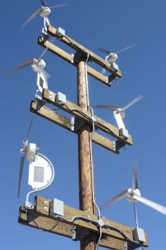 Hybrid Wind/Solar Power Generators for Homes & Businesses   CleanTechnica