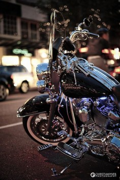 I don't know a lot about motorcycles, but I do know that it is not a motorcycle unless it is a Harley!!!