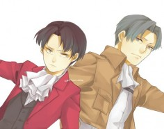 i noticed that O-o phoenix wright x miles edgeworth - ace Attorney