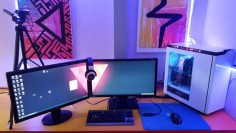 I present you Gaming/Streaming Setup! :)