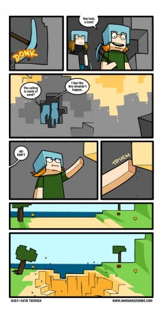 I think we've all been here  right? Oh Minecraft