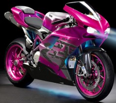 I want a pink  to get my license first though! :)