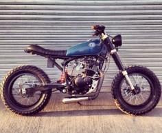 ideberhard:  Street Tracker #motorcycles #streettracker #motos |