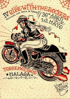 #illustration #caferacer #motorcycles #motos |