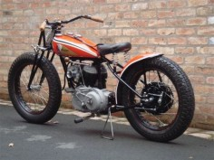 INDIAN Flat Track