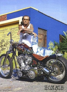 Indian Larry - The Legend