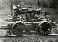 Indian Railcar