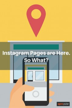 Instagram business pages are here. So what?