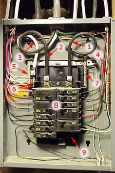 Installing circuit breakers
