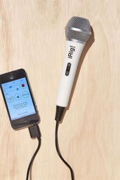 iRig Karaoke Microphone