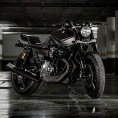 Iron Fist: Macco Motors' brutal Suzuki Katana