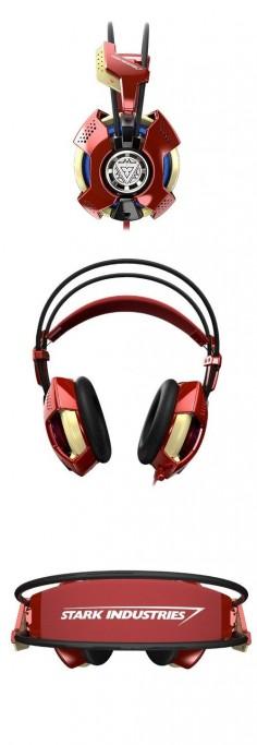 Iron Man #Headset