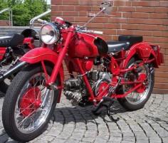 #Italian #Motorcycles :Moto Guzzi Falcone :