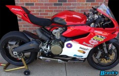 Jarel Jenson, Owner of Ducati of Omaha, is loving the 15lbs he is saving with his new BST Carbon Fiber wheels. His track days have just gotten faster.