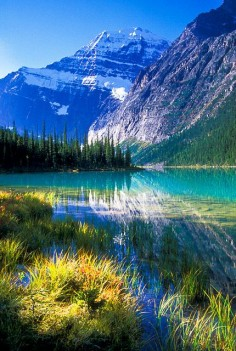 Jasper National Park, Alberta, Canada. //So very pretty EL//