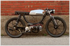 "JEREMY DUISH/REVDUB'S # 1978 Puch E50 Magnum, 65cc ""General Mayhem"""