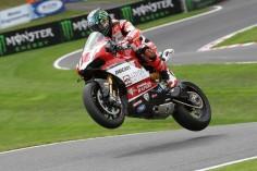 John Hopkins - Ducati Motorapido - Cadwell Park