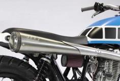 JvB-moto | Yamaha SR 500 D-Track | AuTo CaR