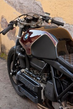 K100 | BMW | motorcycles | custom | modern