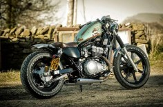 Kawasaki EN500 By Dust Motorcycles