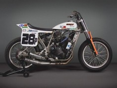 Kawasaki Flat Tracker – River Rat Cycles