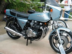 Kawasaki KZ1000 Z1R - Beautiful Motorcycle