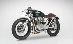 #Kawasaki KZ750 #caferacer #motorcycle #EatSleepRIDE