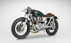 KAWASAKI KZ750 - MOTOMATO - THE BIKE SHED
